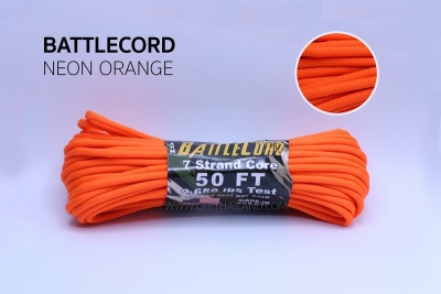 Battle Cord (S17-Neon Orange)