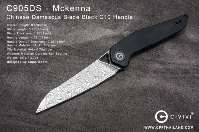 CIVIVI C905DS-Mckenna