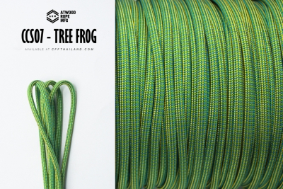 COLOR CHANGING (CCS07 - Tree Frog)