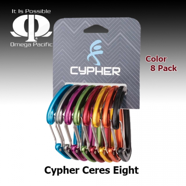 Carabiner Cypher Ceres Eight Co...