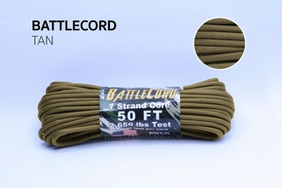 Battle Cord (S10-Tan)