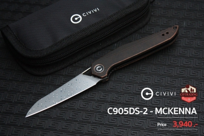 CIVIVI C905DS-2-Mckenna